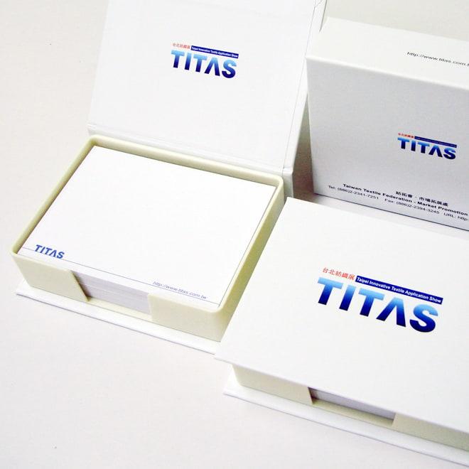 盒式精裝便條紙
